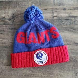 Mitchell & Ness New York Giants Beanie